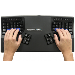 Advantage Tastatur US Layout QWERTY
