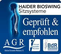 Haider Bioswing 560 iQ Stoff Bestseller  Preview Image